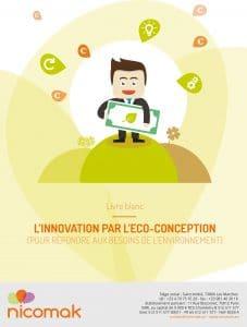 Couverture de notre livre blanc : L'innovation par l'éco-conception