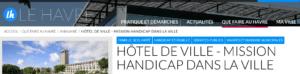 Le Havre mission handicap